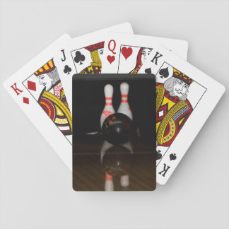 Bowla leka kort spelkort