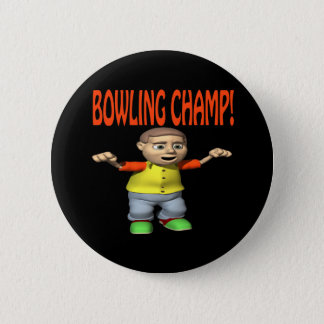 Bowla mästare standard knapp rund 5.7 cm