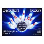 bowla partyinbjudan