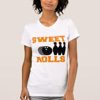 Bowling söta Rolls T-shirt
