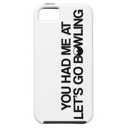 Bowlingprodukter iPhone 5 Fodral