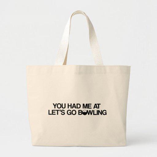 Bowlingprodukter Tote Bag
