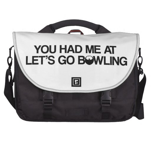 Bowlingprodukter Laptop Bags