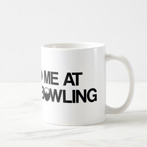Bowlingprodukter Mugg