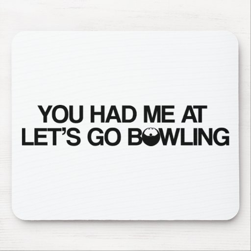 Bowlingprodukter Musmatta
