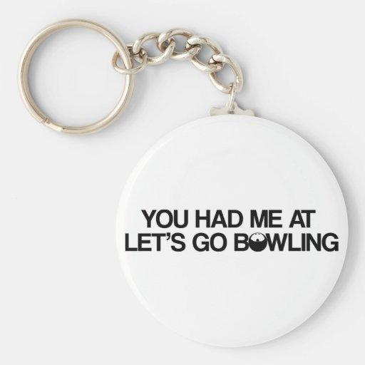 Bowlingprodukter Nyckel Ring