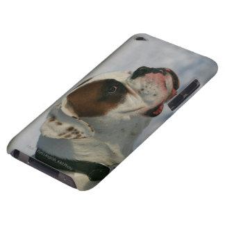 Boxarehund i snön barely there iPod fodraler