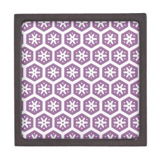 Boxas den högvärdiga gåvan för den abstrakt design premie presentförpackningar
