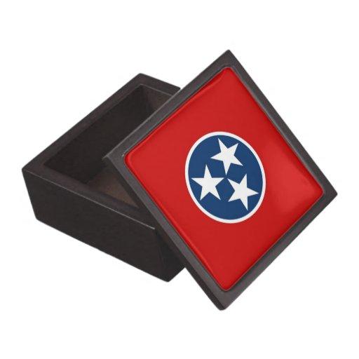 Boxas den högvärdiga gåvan för den Tennessee statl Premie Minnesaskar