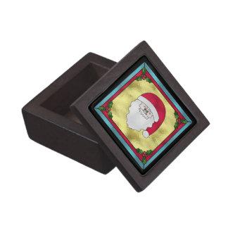 Boxas den högvärdiga gåvan för jultomten premie presentförpackningar