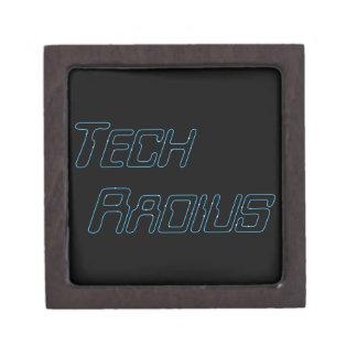 Boxas den högvärdiga gåvan för Techradien Premie Presentförpackning