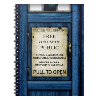 Boxas den offentliga appellen för den brittiska anteckningsbok