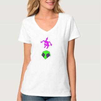 Boxas hopp. .yay! FitChix gör dem T-shirt