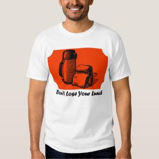 Boxas lunchfilantropi t-shirt