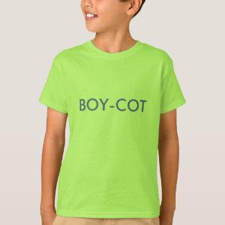 BOY-COT T-SHIRTS