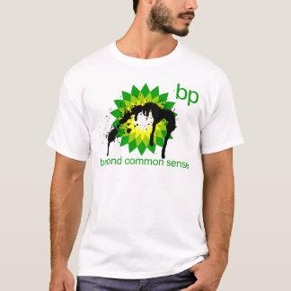 BP - det okändasunt förnuft T-shirts