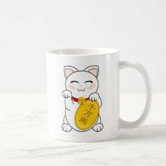 Bra förmögenhetkatt - Maneki Neko Kaffemugg