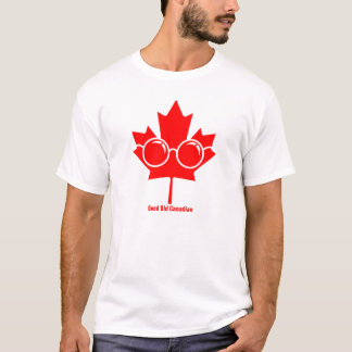 Bra gammal kanadensare - Kanada lönn med Tee Shirt