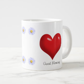 bra morgon jumbo mugg
