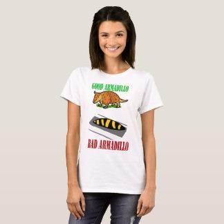 Bra skjorta för bältdjur T T Shirt