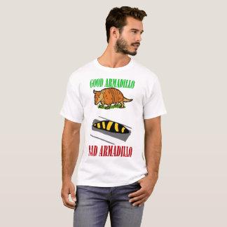 Bra skjorta för bältdjur T Tee Shirt