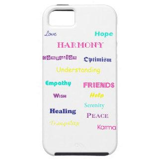 Bra tankar iPhone 5 Case-Mate fodraler