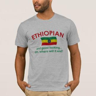 Bra tittar etiopier t shirt