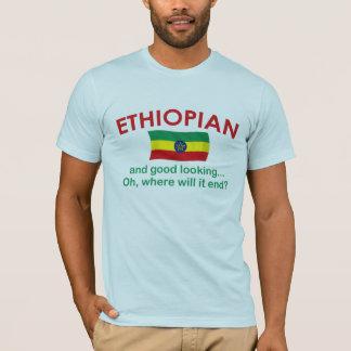 Bra tittar etiopier t-shirt