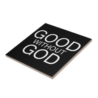 Bra utan guden kakelplatta