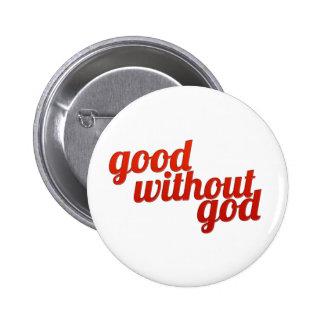 Bra utan guden standard knapp rund 5.7 cm