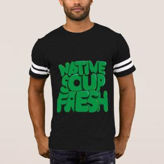 Bra vibes, tillfällig T-tröja T Shirts
