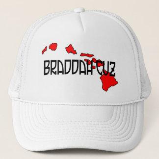 Braddah Cuz hatt Keps