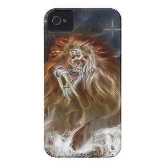 "BRADRÖMMAR: ""Lejon spöke "", iPhone 4 Fodral"
