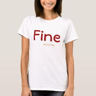 Bran är ditåt den roliga beställnings- t shirt