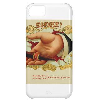 Bran röker för att koppla av och tycka om liv en iPhone 5C fodral