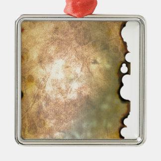 Bränd Parchment II Julgransprydnad Metall