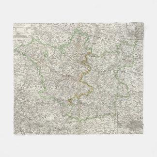 Brandenburg Fleecefilt