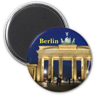 Brandenburg grind i Berlin, Tyskland Magnet