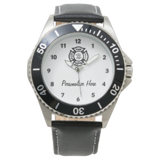 Brandman Armbandsur