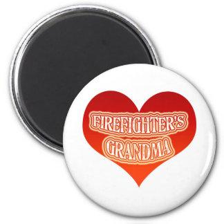 Brandman mormor magnet