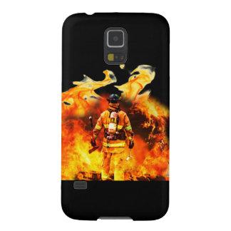 Brandmanfodral Galaxy S5 Fodral