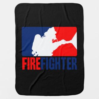 Brandmanhuvudattraktionen i Tri-färger