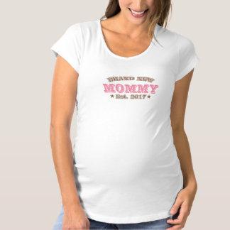 Brandnew mammor Est. 2017 (rosor) Tshirts