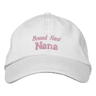 Brandnew NANA-Morförälder dag ELLER födelsedag Hatt