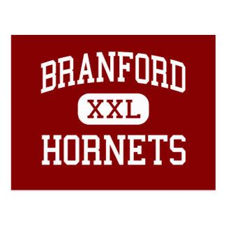 Branford - bålgetingar - kick - Branford Vykort