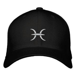 Brännmärka logotypen broderade hatten broderade kepsar