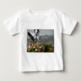 BrännskadaHollywood brännskada T-shirts