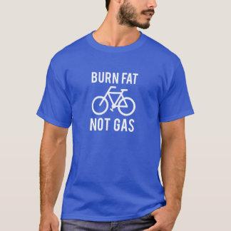 brännskadatjock, att inte gasa t shirt