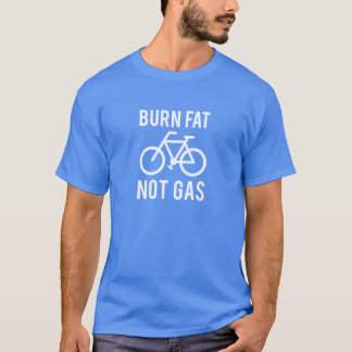brännskadatjock, att inte gasa tee shirts