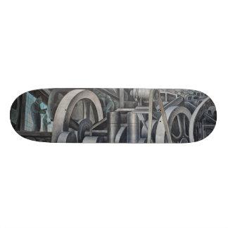 Branschdäck Skateboard Bräda 19,5 Cm